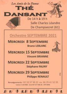 Read more about the article Les Amis de la Danse